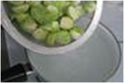 брюссельская капуста для салата из тыквы и брюссельской капусты